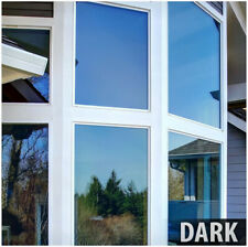 ONE WAY MIRROR WINDOW FILM Solar Heat Reflective Privacy Layer Tint 12 in x 14ft