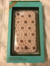 Kate Spade New York Protective Case Cover iPhone 8 7 6s 6 PINK Floral