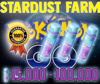 Pokemon GO | Stardust Farm | 15,000 - 100,000 | Power Up | Trade