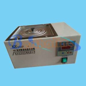 HH-1 Digital Lab Thermostatic Water Bath Single Hole Electric Heating