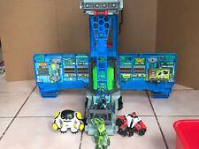Ben 10 Rustbucket Transforming Alien Playset (77671)
