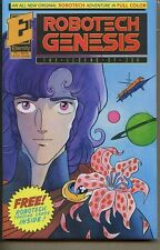 Robotech Genesis the Legend of Zor 1992 series # 1 with cards near mint comic