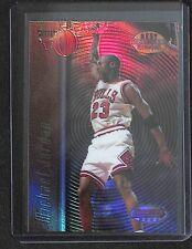 1997-98 Bowman's Best Best Scorer Technique Refractor #T2 Michael Jordan
