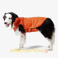 Pet Dog Winter Waterproof Warm Fleece Jacket Coats Vest Sweater raincoat 7 Sizes