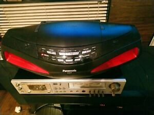 Panasonic RX-ED77 Boombox