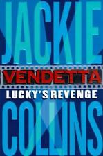 VENDETTA LUCKY'S REVENGE by Jackie Collins (1997, Hardcover)