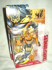 Transformers Figura de acción de la edad de la extinción Aoe Deluxe Bumblebee 6 Pulgadas