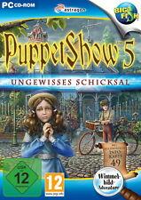 PuppetShow 5 - Ungewisses Schicksal (PC, 2014, DVD-Box)Neu&OVP