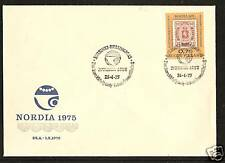 FINLAND # 571 NORDIA Stamp Exhibition 1975 First Day Cover