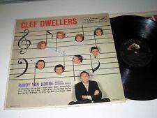 RANDY VAN HORNE Clef Dwellers RCA VG++/NM-