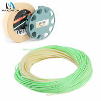 Maxcatch Switch Fly Line WF4/5/6/7/8F Weight Forward Floating Fly Fishing Line