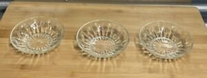 Vintage Glass Small Bowls