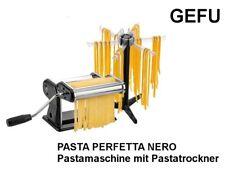 GEFU Pastamaschine PASTA PERFETTA NERO