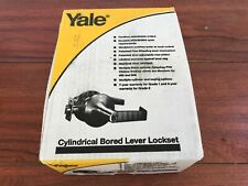 New Yale 5490LN  Electrified Lock - Fail Safe Lever Door Lock