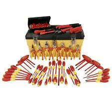 WIHA TOOLS Insulated Tool Set 32876 - 66 Piece