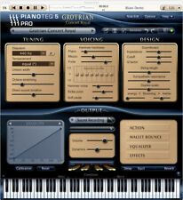 PIANOTEQ Grotrian Concert Royal (Electronic Delivery) - Authorized Dealer!