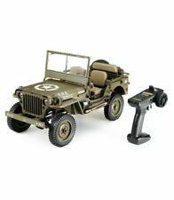 1/6 2.4G 2CH WII SCALER RC RTR  Willys Jeep Vehicle Models Fully Proportiona
