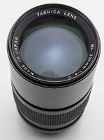 Yashica Lens ML 200 mm 200mm 1:4 - Contax / Yashica