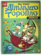 Almanacco Topolino 1967 n. 1 Gennaio Edizioni  Mondadori