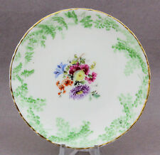 Vintage Royal Doulton Pin Dish Chintz Floral English China Antique Plate High Te