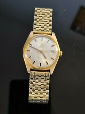 Omega Geneve Automatic Date cal. 565, 24 Jewels Men's Gents Wristwatch 1968