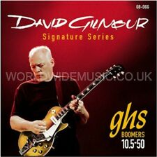 GHS gbdgg Boomers Dave Gilmour Signature Chitarra elettrica stringhe.010.5 -.050