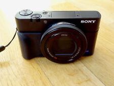 Sony dsc-rx100 IV Complet-Set 33% * sous EIE */as new 33% * below RRP