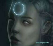 CONJURED SPIRIT She is an Oracle with Abilities 2 Reach all Realms& Beings