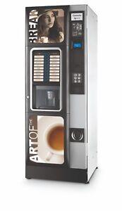 Necta Concerto Coffee Vending Machine - Brand New Made In Italy