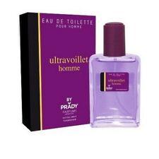 Colonia ultravoillet homme Hombre Prady Perfume generico eau de Toilette 100 ML