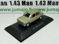 ARG19G Voiture 1/43 SALVAT Autos Inolvidables : Fiat 128 Europa (1978)