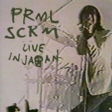 PRIMAL SCREAM LIVE IN JAPAN DOUBLE LP VINYL NEW 33RPM