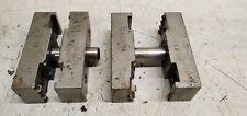 Kurt 4 Double Lock Steel Specialty Jaws Dl430