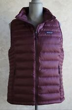 New Patagonia Women's 800 Fill Down Sweater Vest Model 84628 Size XL $179