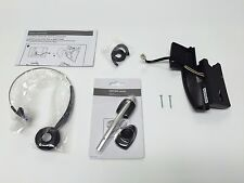 Mitel Cordless Headset with Charging Cradle # 50005522 NEW WITH 1 YEAR WARRANTY