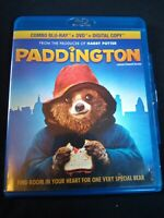 Paddington (Blu-ray/DVD, 2015, 2-Disc Set)