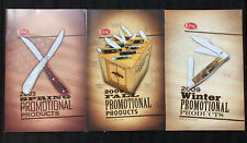 Case Xx 2009 Dealer Knife Spring Fall Winter Promotional Products Catalogs
