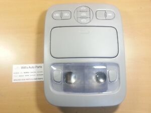 GENUINE OVERHEAD CONSOLE With Sunroof SWITCH SUITS KIA GRAND CARNIVAL 2006-2014