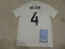 RARE Adidas Colorado Rapids 4 Danny Wilson Autographed Game Issued PARLEY Jersey
