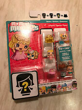 My Mini MixieQ's HEIRESS 4 Figures Series 1 Brand NEW MIXIE Q'S