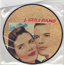 "RARE Picture VINYL 7"" - J.Geils Band - Love Stinks"