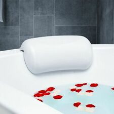 Bathtub Headrest Waterproof Soft Bath Pillows With Suction Cups Non Slip Pads