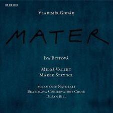 "IVA BITTOVA ""MATER"" CD NEUWARE"