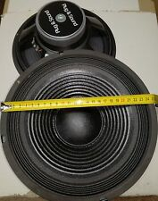 "WOOFER 250 mm 10"" 200 WATT CELLULOSA/TELA 4/8 Ohm"