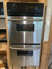 """Ge 24"""" Double Wall Oven Stainless Steel Jrp28Sk2Ss - Local pickup only"""