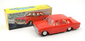 Vintage Woolbro Jimson Hong Kong Plastic Friction Vauxhall Victor 101 *BOXED*