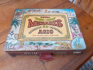 Ancienne boite Cigarillos MEHARI'S Senoritas Especial