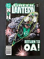 Green Lantern #5 Vol.3 DC Comics 1990 VF+ Newsstand Edition