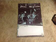 Rare! Cd lp Soul Asylum Promo Poster 36x24apx dave pirner record Music