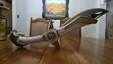 power rangers legacy white ranger saba sword used only for display